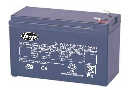 Βιομηχανίας-UPS-BP