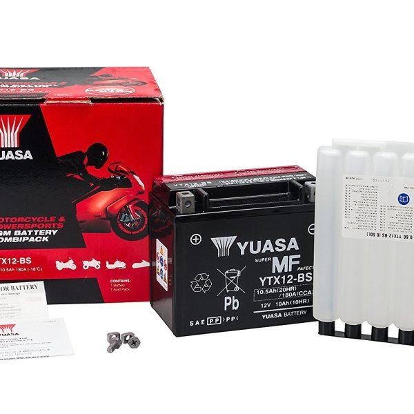 Μοτοσικλετών-YUASA